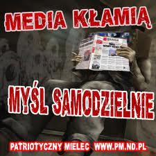 media klamią