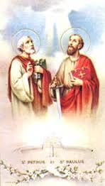 dwa apostoły