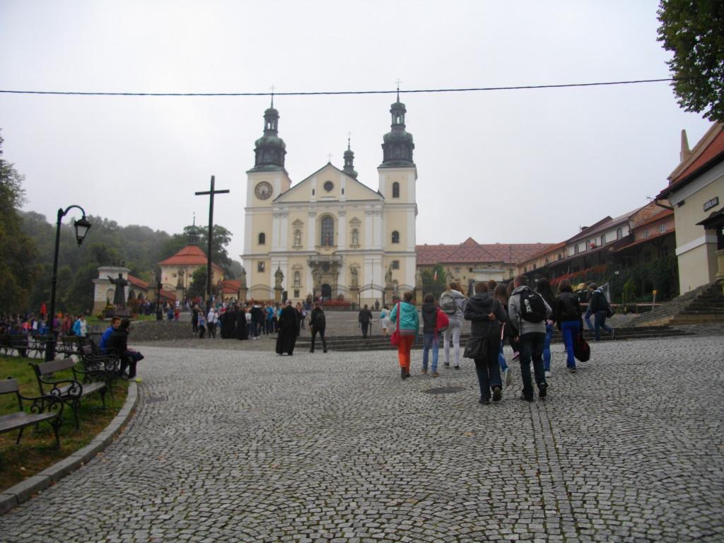 wejście do Sanktuarium