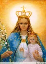 Matka Boża Nauczycielka Młodzieży z Sanktuarium na Siekierkach w Warszawie