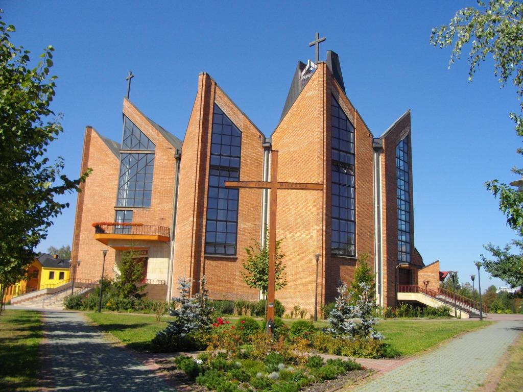 Kościół M.B. Ostrobramskiej w Krakowie na Wieczystej