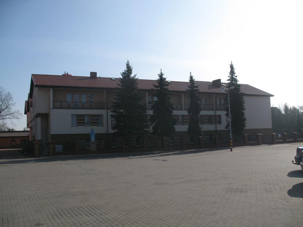 Dom Zakonny Pijarów w Bolszewie k. Wejherowa