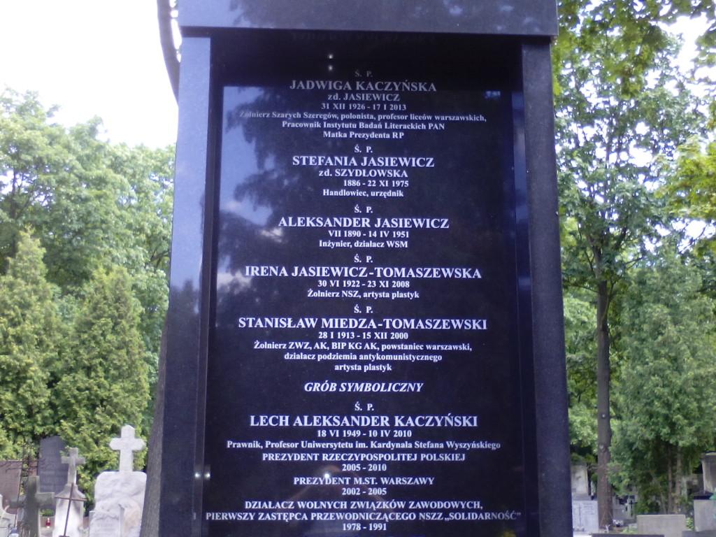 grób Kacznskich