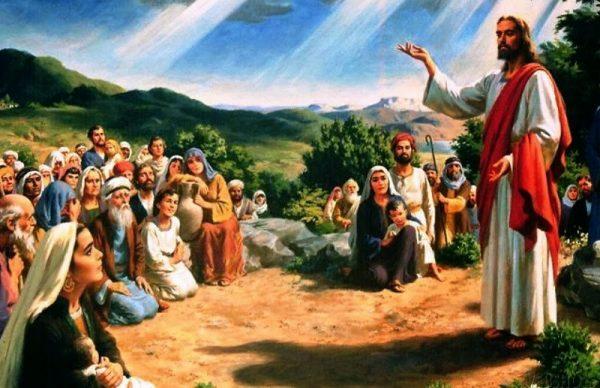 Stanąć z Jezusem z boku…